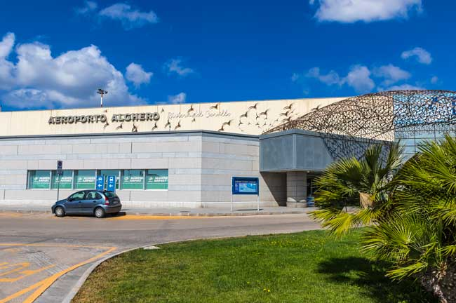 Alghero Airport is the main international gateway of the Italian city of Alghero and its region in Sardinia.