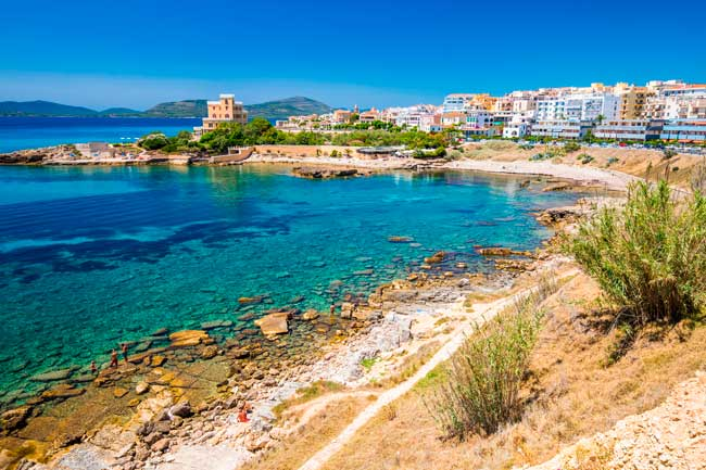 Alghero and its region enjoys of magnificent views and natural landscape such as beaches, bays and natural parks.